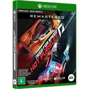 Need For Speed: Hot Pursuit Remasterd - Xbox One (usado)