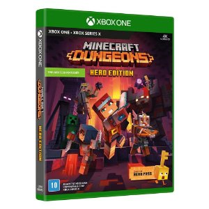 Minecraft Dungeons: Hero Edition - Xbox One/Series X