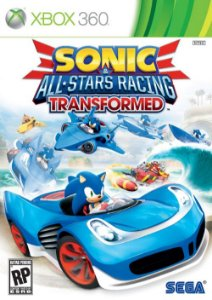 Sonic All-Stars Racing: Transformed - Xbox 360