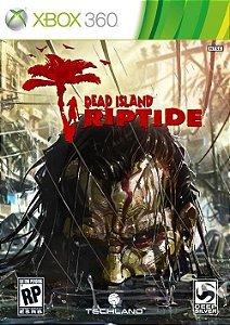 X360 Dead Island - Riptide