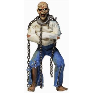Eddie: Piece of Mind Iron Maiden - Neca