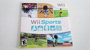 Wii Sports (usado)
