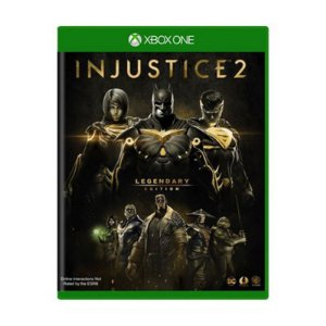 Injustice 2: Legendary Edition - Xbox One (usado)