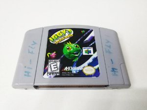 Iggy´s Reckin Balls - N64 Relabel (usado)
