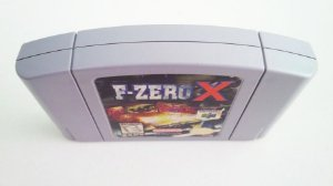 F-ZERO X USADO (N64)