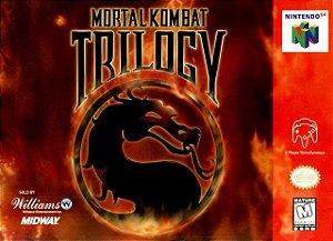 N64 Mortal Kombat Trilogy (usado)