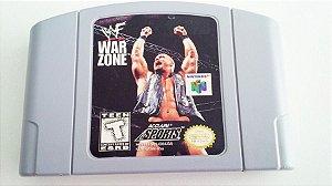WWF War Zone - N64 (usado)