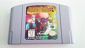 N64 Robotron 64 (usado)