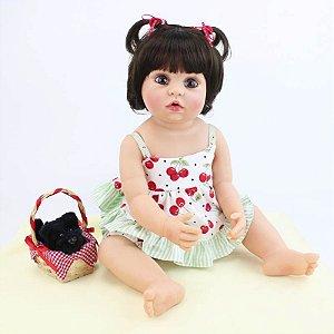 Bebê Reborn Sher !! Own Você vai se apaixonar por essa linda princesa feita  com d51550c573e