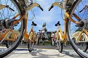 Locação de bikes - Passeios corporativos