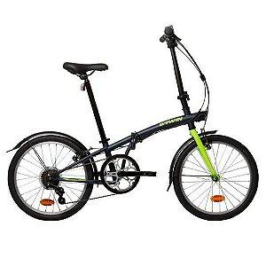 Código 11 – Bike dobrável