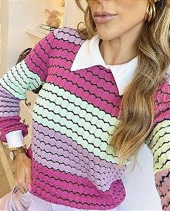 Tricô Colors Camisa