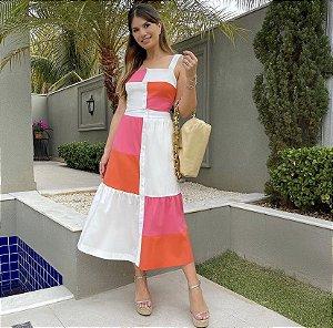 Conjunto Color Mondrian