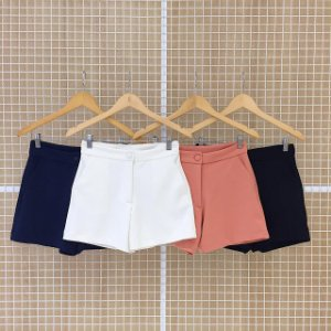 Shorts Alfaiataria (CORES)