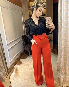 Calça Pantalona Lelis