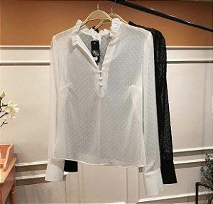 Camisa Devorê - Off White