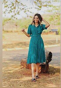 Vestido Talya - Verde