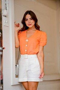 Blusa Visco Linho - Clara (cores)