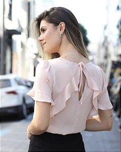 Blusa Crepe - Ariadne (CORES)