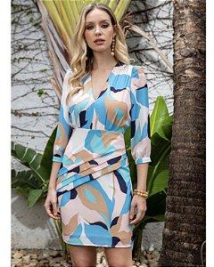 Vestido Print - Mariana