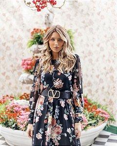 Blusa Floral - Amanda