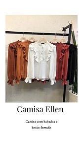 Camisa Ellen