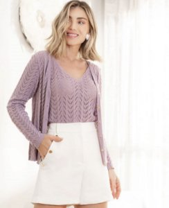 Twin Set Tricot (Cores)