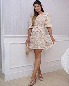Vestido Floral - Thalita