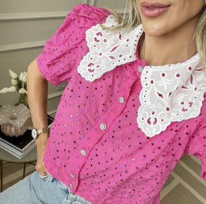 Camisa Cropped Laise