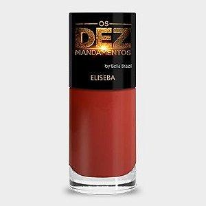 (Promoção)Esmalte Bella Brazil Os Dez Mandamentos Elizeba (caixa com 6)