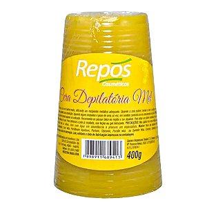 Cera Depilatória Repós Mel 200g - 3 Unidades