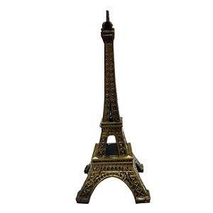 Torre Eiffel para Fotos de Unhas  e Decoração 10 cm - 3 Unidades