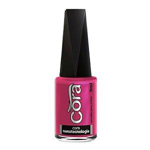 Esmalte Cora Pink 58 9ml - 6 Unidades