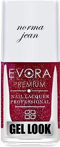 Esmalte Évora Premium Gel Look Norma Jean (Caixa com 6)