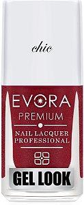 Esmalte Évora Premium Gel Look Chic (Caixa com 6)