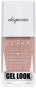 Esmalte Évora Premium Gel Look Chiqueria (Caixa com 6)