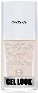Esmalte Évora Premium Gel Look Cream(Caixa com 6)