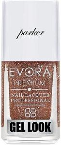 Esmalte Évora Premium Gel Look  Parker (Caixa com 6)