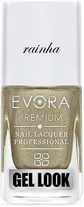 Esmalte Évora Premium Gel Look Lábios Rainha (Caixa com 6)