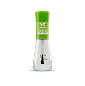 Esmalte Top Beauty Base Incolor - 6 Unidades