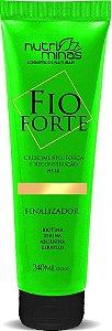 Finalizador Reconstrutor Fio Forte Nutriminas - 3 embalagens
