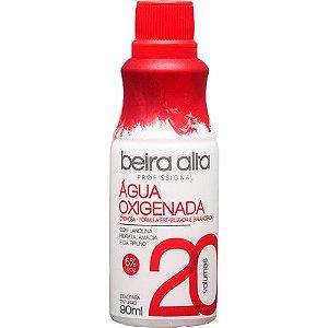 Água Oxigenada Beira Alta 20 Volumes 90 ML (Caixa com 6)