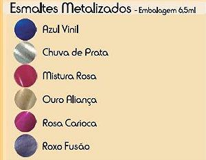 Esmalte Fusion Rosa Carioca (Caixa Com 12)