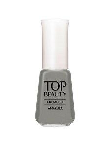 Esmalte Top Beauty Cremoso Amarula (Caixa com 6)