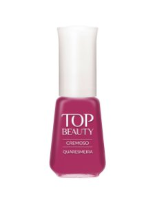 Esmalte Top Beauty Cremoso Quaresmeira - 6 unidades