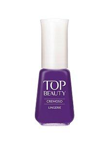 Esmalte Top Beauty Cremoso Lingerier - 6 unidades