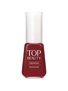 Esmalte Top Beauty Cremoso Sedutora (Caixa com 6)