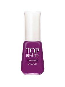 Esmalte Top Beauty Cremoso Atraente - 6 unidades