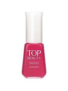 Esmalte Top Beauty Cremoso Paixonite  (Caixa com 6)
