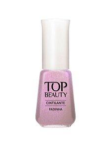 Esmalte Top Beauty Cintilante Fadinha  (Caixa com 6)